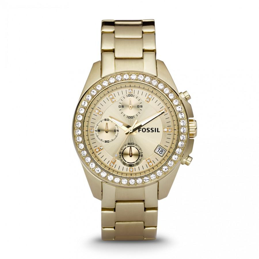 ceas de mana dama fossil